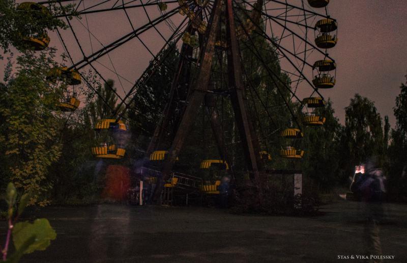chernobyl amusement park pictures