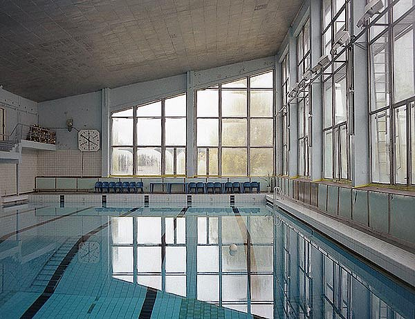 Swimming pool Pripyat