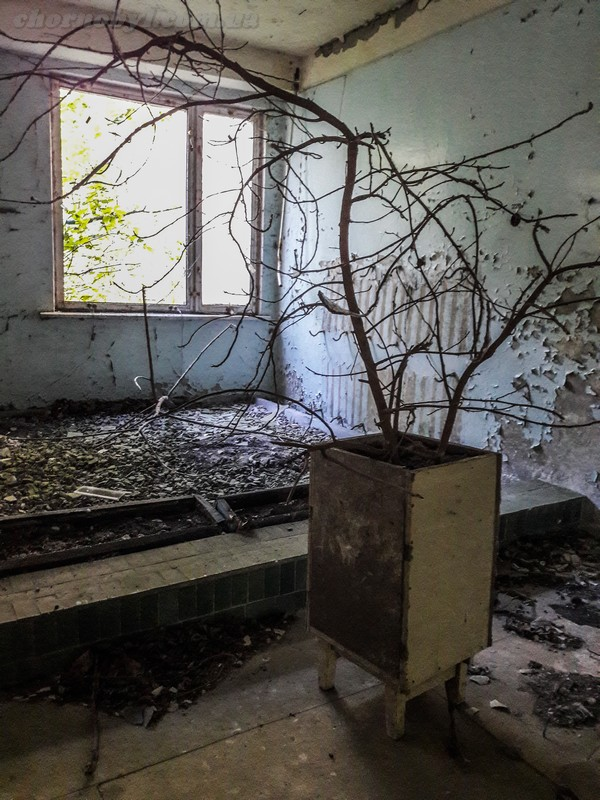 Children's polyclinic Pripyat