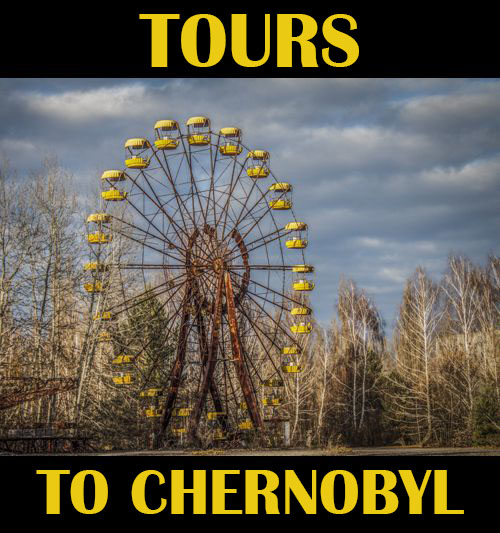 Tour to Chernobyl and Pripyat