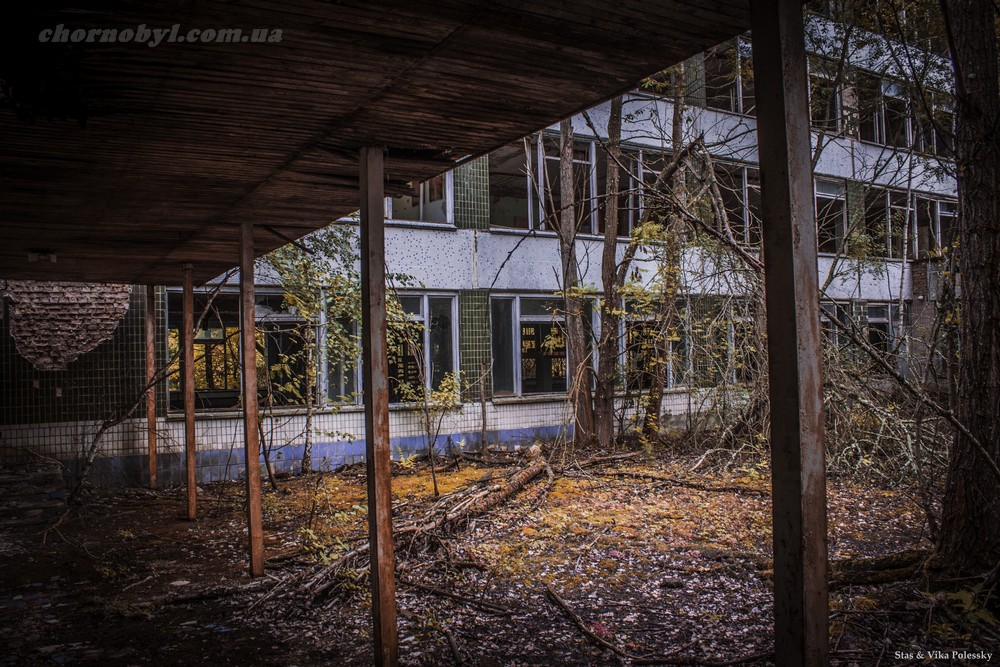 Autumn in Pripyat