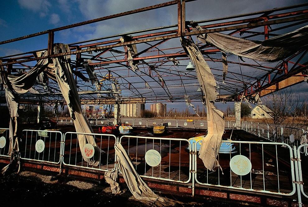 Pripyat 1986