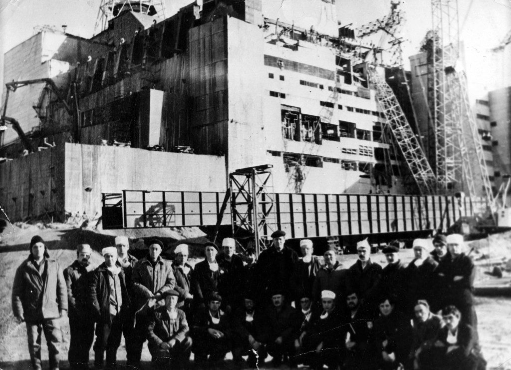 Сhernobyl liquidators