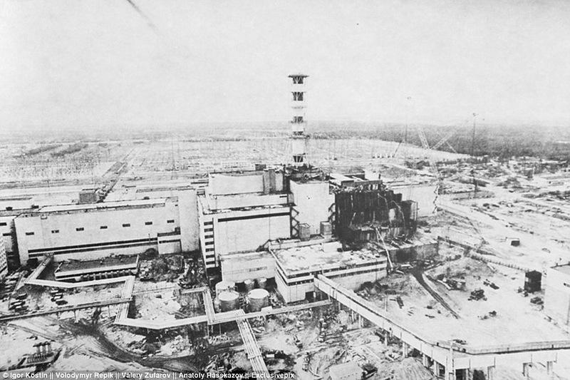 Chernobyl cause