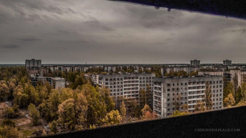 Ukraine Abandoned City