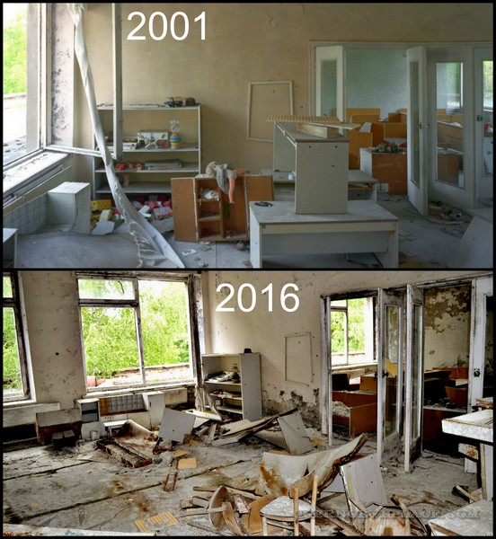 ᐉ Chernobyl Abandoned For 31 Years After Nuclear Disaster
