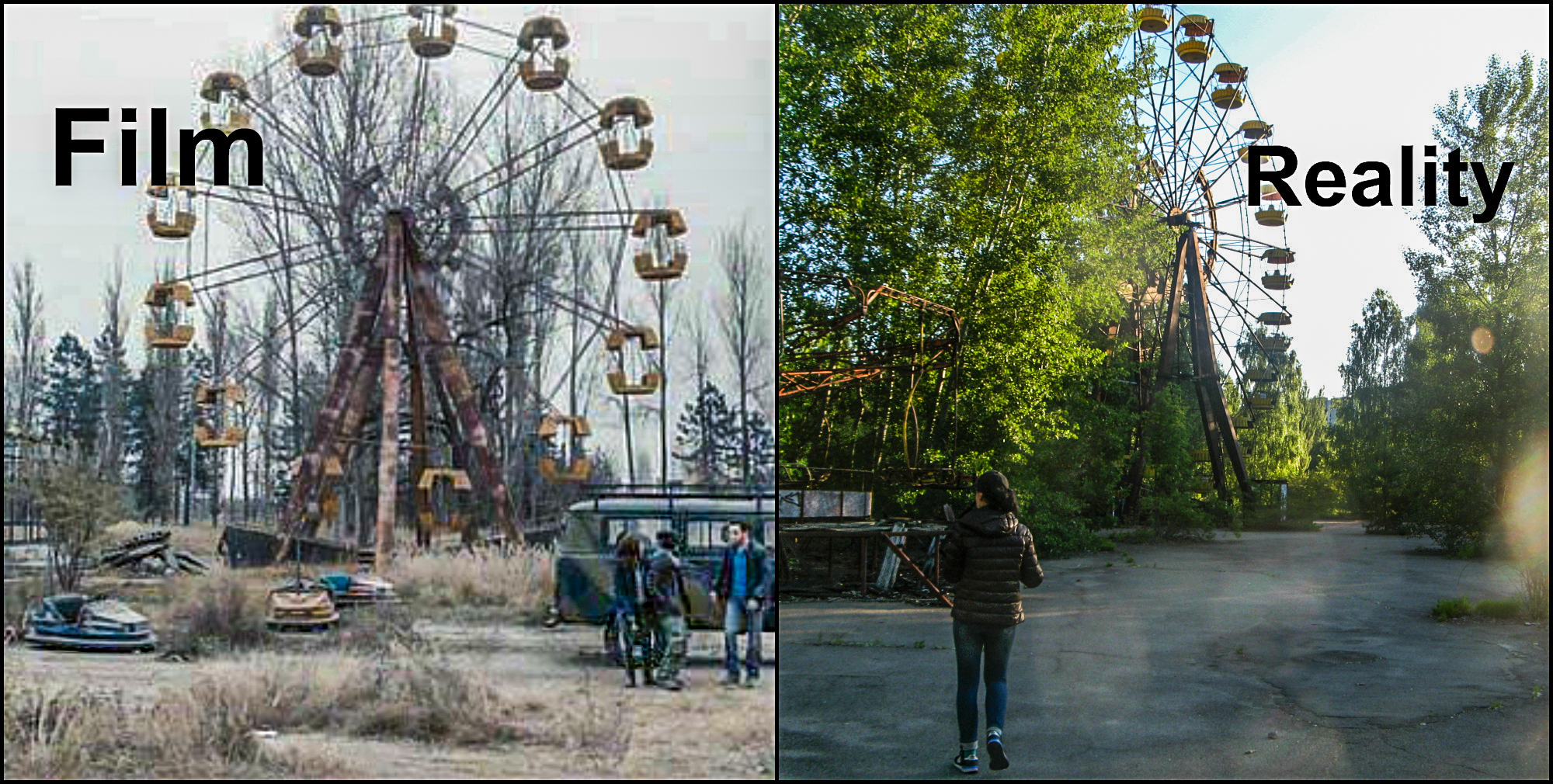 Chernobyl diaries location filming