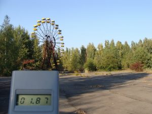 chernobyl theme park