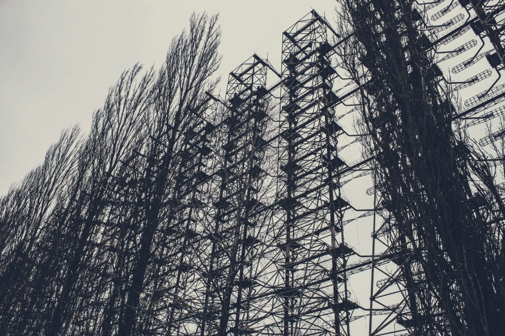 Russian Woodpecker