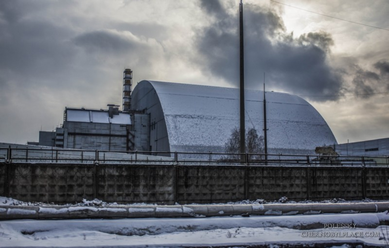 Chernobyl Nuclear Power Plant 2018