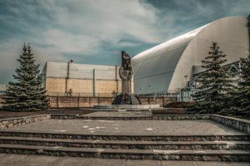 Chernobyl power plant 2018