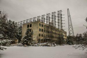 Chernobyl 2 Duga radar