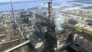 chernobyl death toll