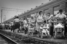 Pripyat evacuation