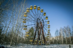 Amusement park Pripyat