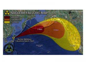 Fukusima map