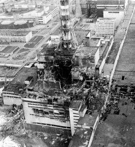 chernobyl explosion