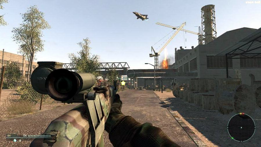 chernobyl commando pc gameplay