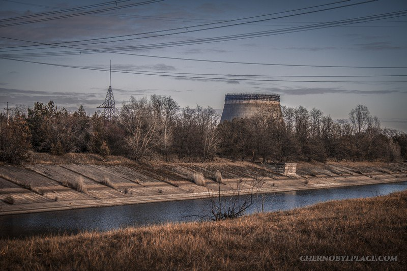 cooling tower chernobyl