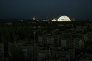 Pripyat night tour