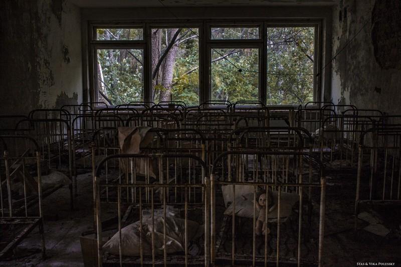 Chernobyl 2018