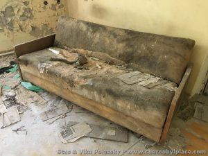 abandoned laboratory chernobyl