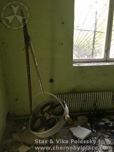 Chernobyl laboratory