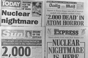 chernobyl radiation cloud