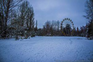 Pripyat 2019 Amusement Park