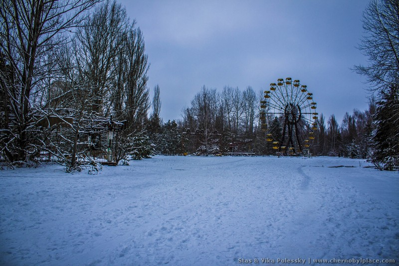 Pripyat 2019 Amusement Park